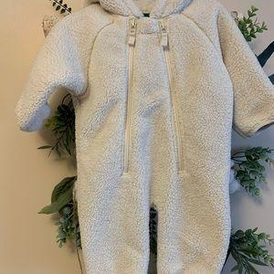 LL Bean Winter Suit